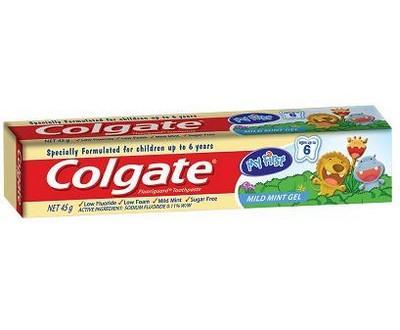 COLGATE T/P JUNIOR 45G - Click to enlarge