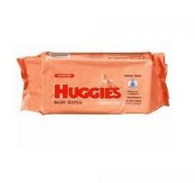 HUGGIES WIPE RFL SCENT 80 - Click to enlarge