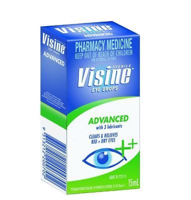 VISINE ADVANCED REL 15ML(S2) - Click to enlarge