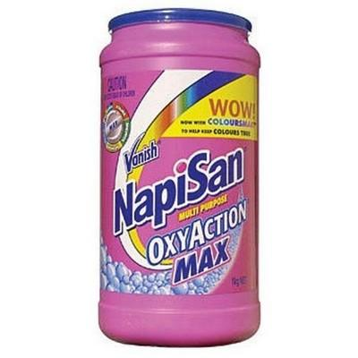 NAPISAN OXY ACTION MAX 1KG - Click to enlarge