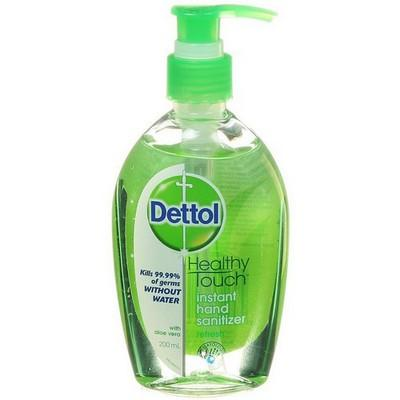 Dettol hand sanitiser 200ml click to enlarge