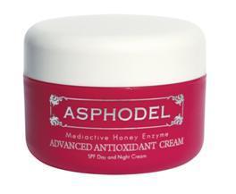 ASPHODEL ANTIOXIDANT CRM 100G - Click to enlarge