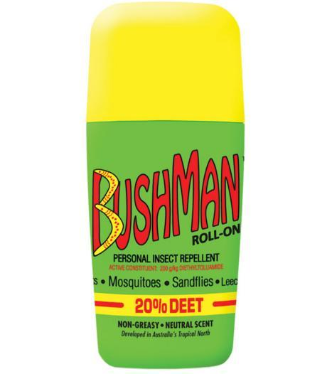 BUSHMAN ROLL ON 65G (20%) - Click to enlarge