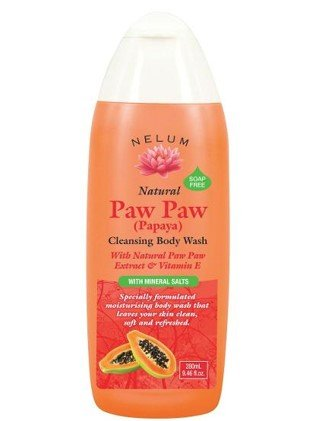 NELUM B/WASH 280ML PAW PAW - Click to enlarge