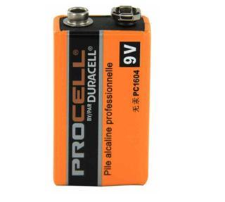 DURACELL PROCELL 9V SINGLE - Click to enlarge