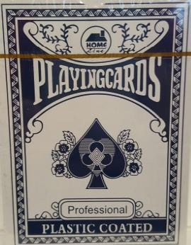 PLAYING CARDS SINGLE PACK - Click to enlarge