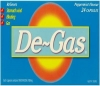 DE GAS GEL CAP 24'S - Click for more info