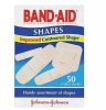 BAND-AID SHAPES 50PK - Click for more info