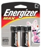 ENERGIZER C 2PK - Click for more info