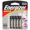 ENERGIZER AAA 4 PK - Click for more info