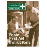 FIRST AID BOOKLET BASIC TF - Click for more info