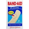 BAND-AID  25 PLAST/STRIP - Click for more info