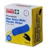 BLUE PLASTIC FA STRIP 50 FAC - Click for more info