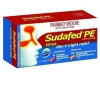 SUDAFED*PE DAY/NIGHT 24'S (S2) - Click for more info