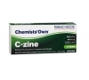CO C-ZINE 10mg TAB 10 (S2) - Click for more info