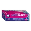 GLOVES NITRILE P/F100 SML - Click for more info