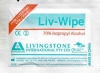 ALCOHOL WIPE 185X140mm EA - Click for more info