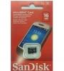 MEMORY CARD MICROSD 16G SANDIS - Click for more info