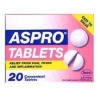 ASPRO TABLET 20'S - Click for more info