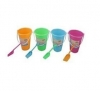 BEACH BUCKET & SPADE SML - Click for more info