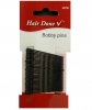 HAIR DONE BOBBY PINS BLACK 32P - Click for more info
