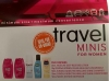 TRAVEL PACK LADIES - Click for more info