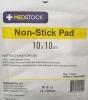 MS NONSTICK PAD 10X10CM EA - Click for more info