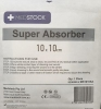 MS SUPER ABSORB DRS 10X10CM EA - Click for more info