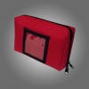 SOFTPACK 18x11x7CM RED EMPTY - Click for more info